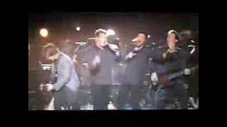 Rascal Flatts sing with Lionel Richie