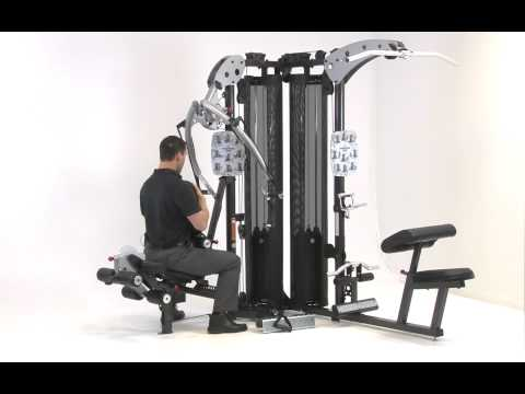 Inspire Fitness M5 Multi Gym - Video Presentation
