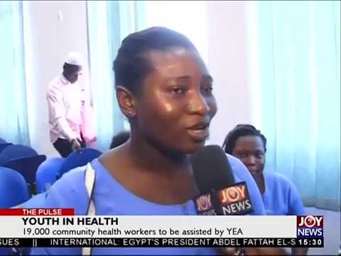 Youth in Health - The Pulse on JoyNews (3-4-18))