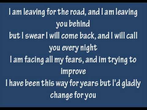 Chase Coy - Fixing Me w/ lyrics