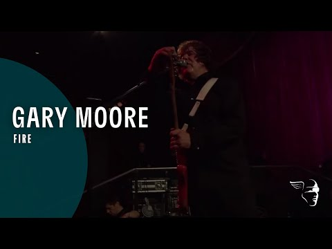 Gary Moore - Fire (Blues for Jimi)