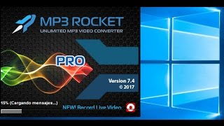 Descargar MP3 Rocket PRO 7.4.1 2019 - How To DOWNLOAD  - No ADS!