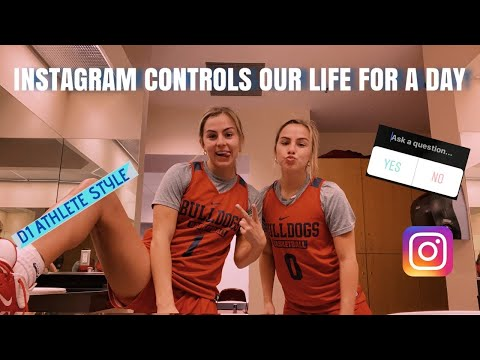 INSTAGRAM CONTROLS OUR LIFE FOR A DAY