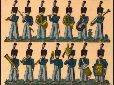 Marche consulaire à Marengo (1800).wmv