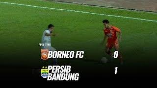 [Pekan 32] Cuplikan Pertandingan Borneo FC vs Persib Bandung, 11 Desember 2019