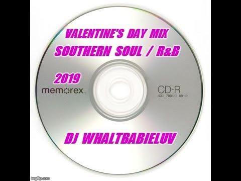 Southern Soul - Soul Blues / R&B Valentine's Day Mix 2019 -