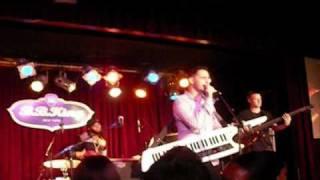 "Jon B. ""Cocoa Brown"" live at B.B. Kings 7/26/10"