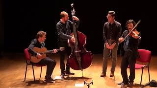 Limberger/Smith/Fréchette/Guerrier Quartet - It's a Sin to Tell a Lie