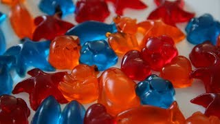 Sour Gummies Gummy Candy Easy Recipe - Heghineh Cooking Show - Video Youtube