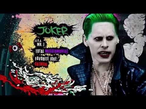 Suicide Squad Trailer   Skrillex Purple Lamborghini Feat  Rick Ross Music Video