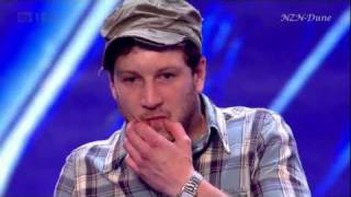 Matt Cardle - First Audition - You Know I'm No Good 01