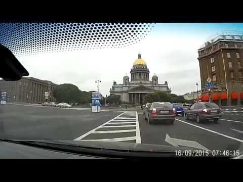 Кто прав на перекрестке?