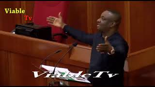 Impressive!!!!!!!!!!!!!Keyamo Gives Senate 'Law 101' Lecture Free of Charge!!