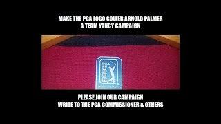 Make The PGA Logo Arnold Palmer - A Yancy Campaign