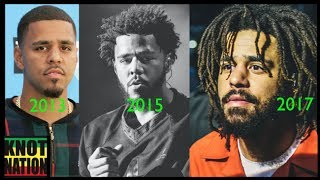 Evolution Of J. Coles Dreads