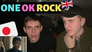 We Need Help... | ONE OK ROCK   STAND OUT FIT IN (FIRST TIME) | GILLTYYY REACTION
