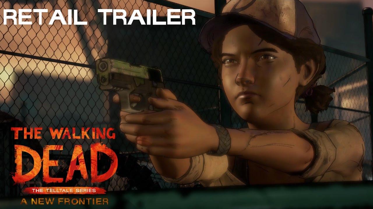 The Walking Dead: A New Frontier - Trailer della versione retail