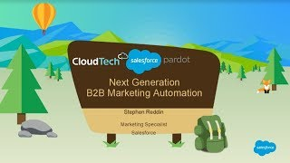 Pardot Marketing Automation Tools Overview Webinar