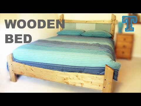 How to Build a Wood Bed