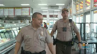 Coronavirus Impact: Miami-Dade Police Out Enforcing New Rules