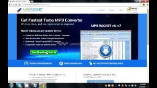 how to download a mp3 rocket 2014