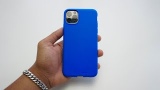 Tech 21 Plant Based iPhone 11 Pro Max Case Review (Studio Colour)