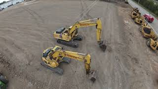 DJI FPV Exploring a Construction Site | 5-22-21