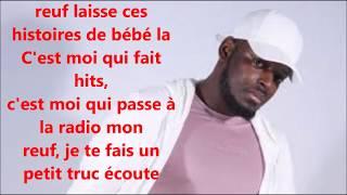 Naza   RDV Ft Youssoupha X Kebalck X Binguy (paroles  Lyrics)