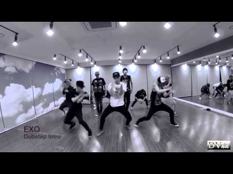 exo dubstep intro dance practice dvhd