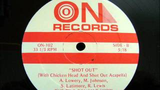 The Two Tough T Show - Shot Out (Dub Version) 1986
