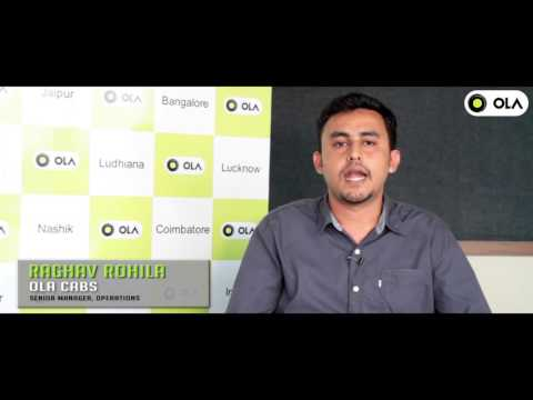 Senior Manager (Operations) , OLA Cabs
