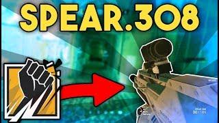 Spear.308 Suppressed is INSANE!! | Operation Chimera - Rainbow Six Siege
