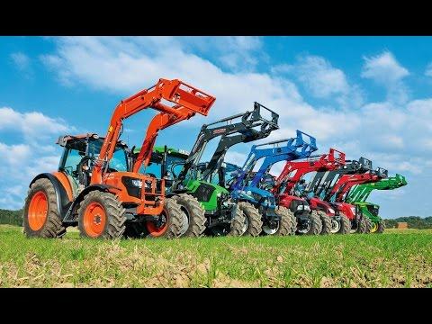 top agrar-Frontladertest