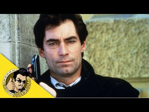 JAMES BOND: Timothy Dalton's 3rd 007 film - THE MOVIE THAT ALMOST WAS