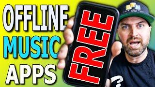 Listen To Music Offline Free | 3 FREE Apps