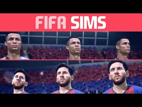 FIFA 20 Sim: A Team of Cristiano Ronaldos vs. A Team of Leo Messis