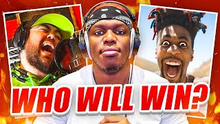 Who's Winning The Poppin Challenge?