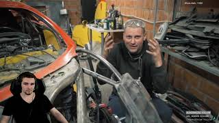 Реакция Диктора на: Самодельный Ferrari / Не для слабонервных!
