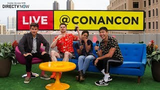 LIVE @ConanCon: Day Four