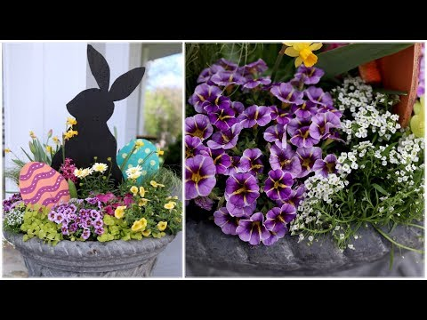 Happy Easter! 🐰🌸💜// Garden Answer