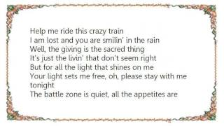 John Hiatt - Smiling in the Rain Lyrics