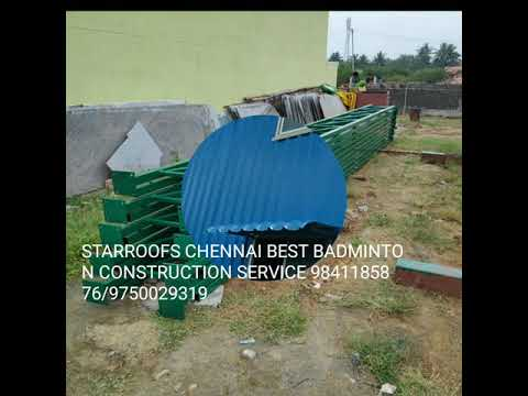 Terrace Roofing Shed