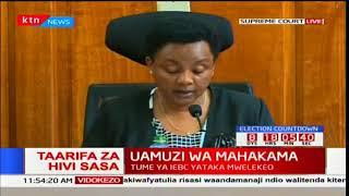 SUPREME COURT RULING: NASA attempted scuttles Wafula Chebutaki's petition