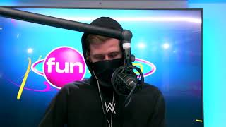 Alan Walker - Live @ Fun Radio 2018