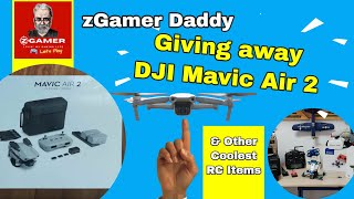 I am giving DJI Mavic Air 2 and many other drones