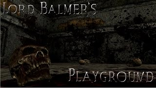 Nouveau Mod Skyrim traduit: Lord Balmer's Playground