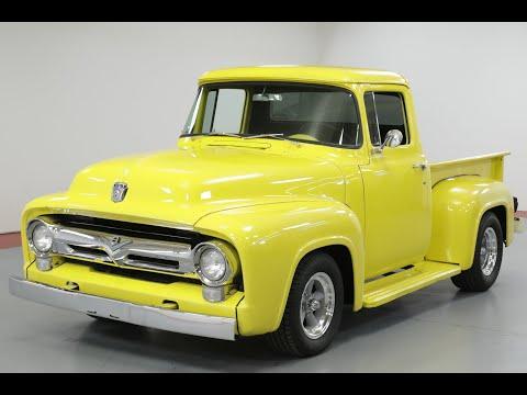 Video of Classic '56 Ford F100 located in Denver  Colorado - $23,900.00 - PH1T