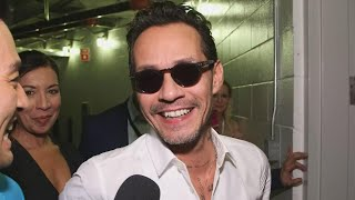 Marc Anthony Jokes Will Smith Is Taking Over Latin Music (Exclusive)