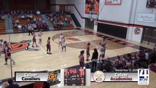 Culver Girls Varsity Basketball vs Culver Academy