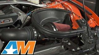ROUSH 421826 2015-2017 Mustang 5.0 Liter V8 Cold Air Kit